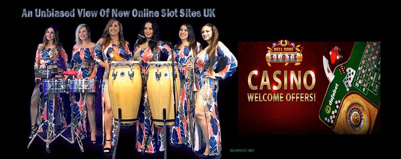 An Unbiased View Of New Online Slot Sites UK