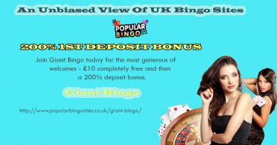 UK Bingo Sites