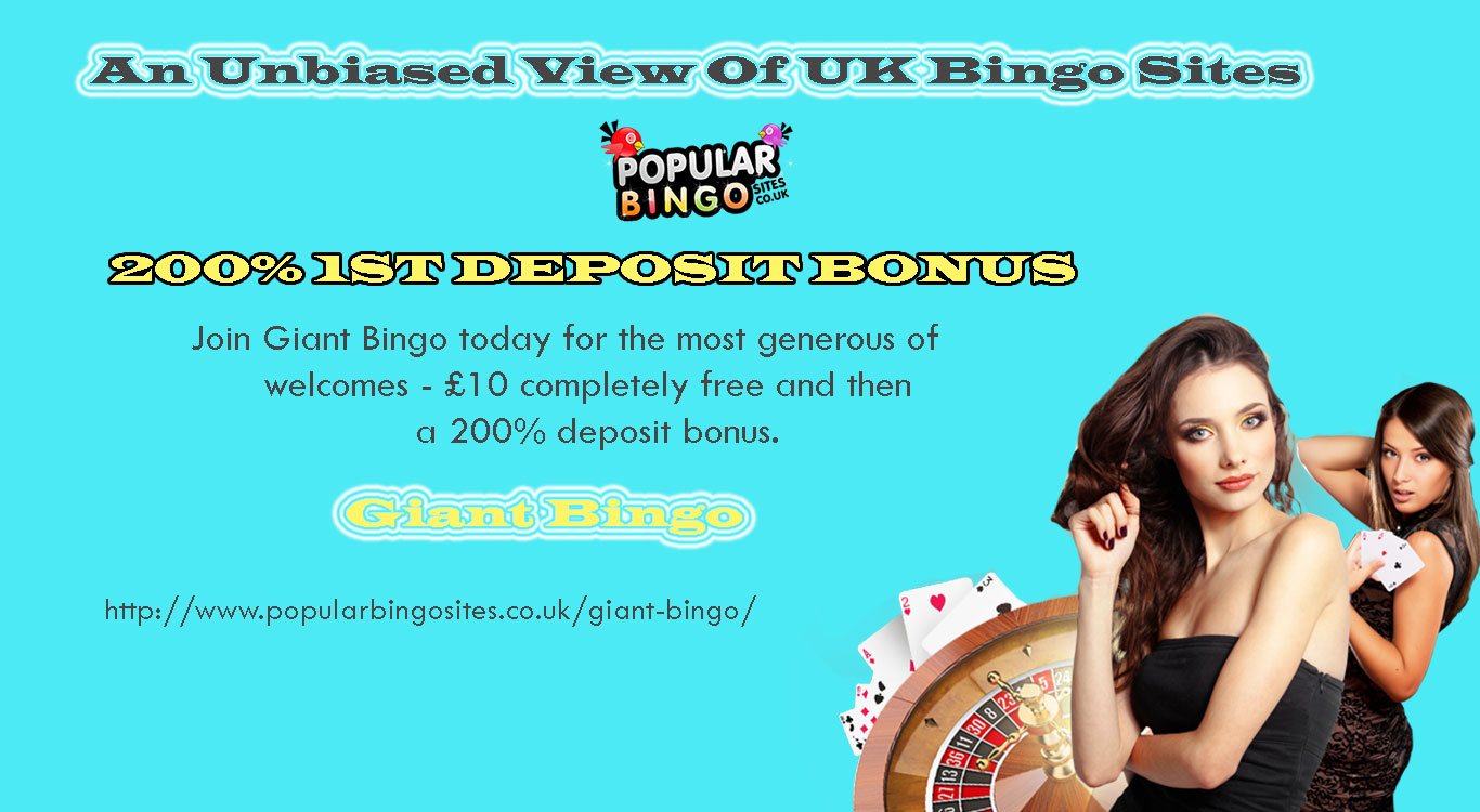 An Unbiased View Of UK Bingo Sites