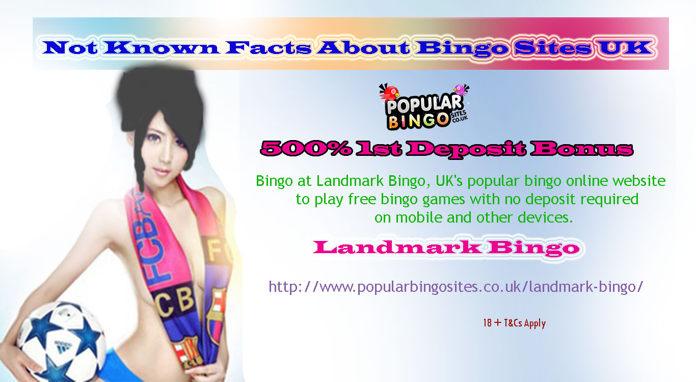 Not Known Facts About Bingo Sites UK