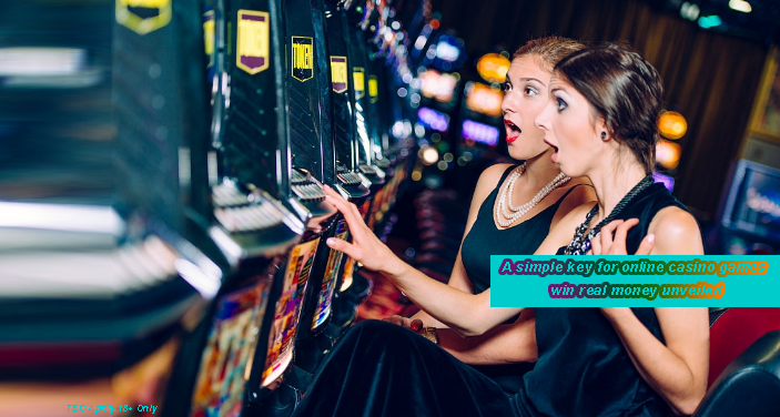 online casino games win real money