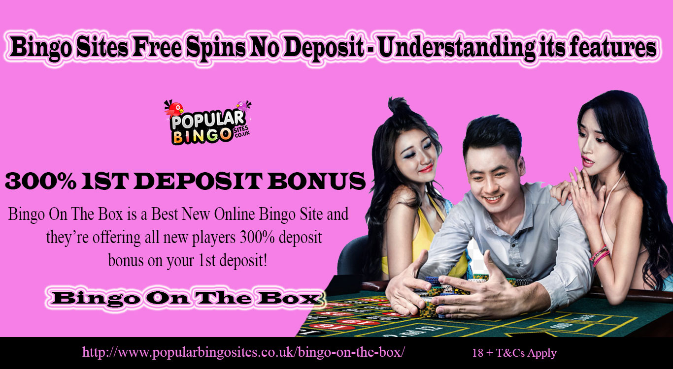 Bingo Sites Free Spins No Deposit – Understanding its features