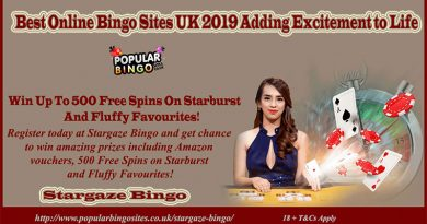 Best Online Bingo Sites UK 2019