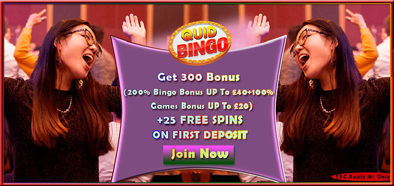 You'll also enjoy online bingo site UK
