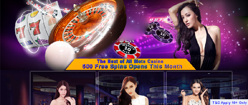 The Next of All Slots Casino 500 Free Spins Opens This Month