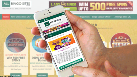 ENJOY NEW MOBILE BINGO SITES FROM YOUR HOME